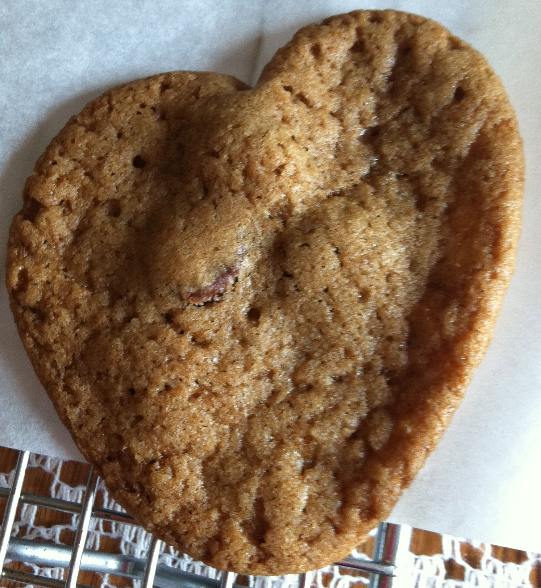 Sweet William's Fancy Chocolate Chip Cookie