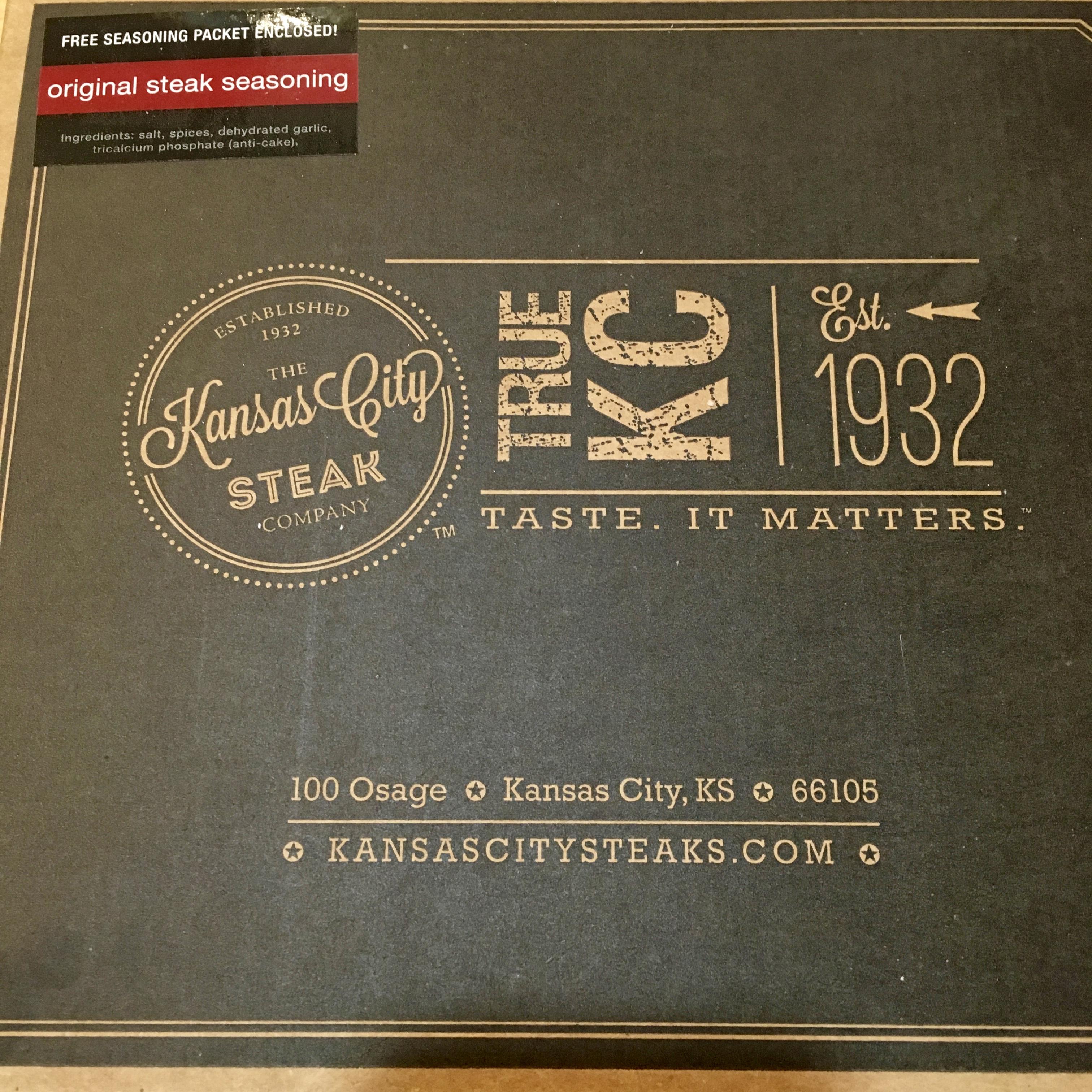 steak packaging