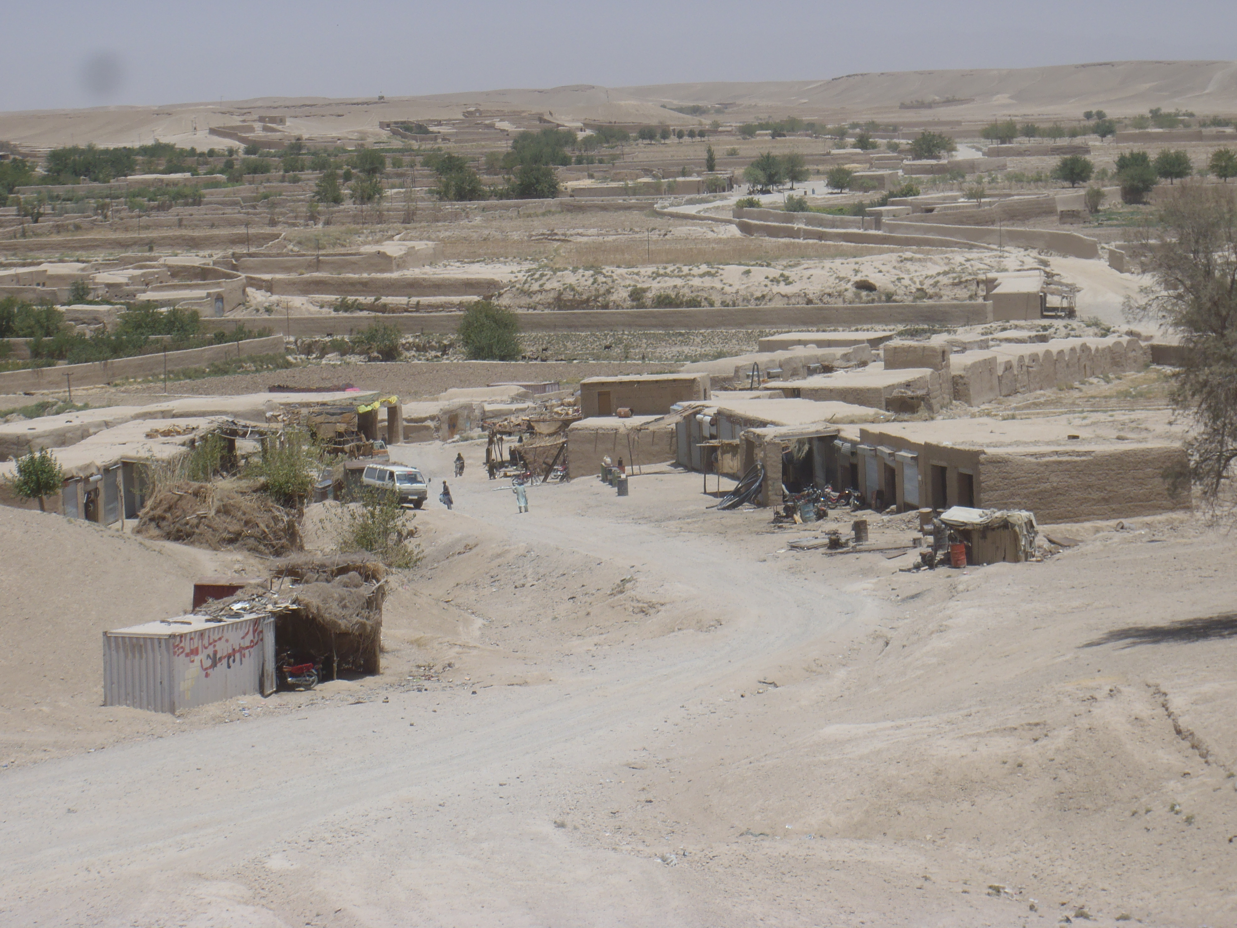 military base Afghanistan