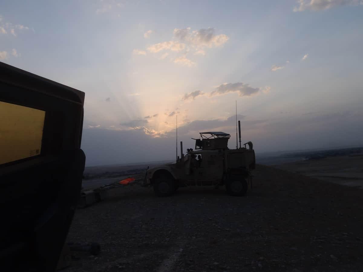 sunrise military vehicles