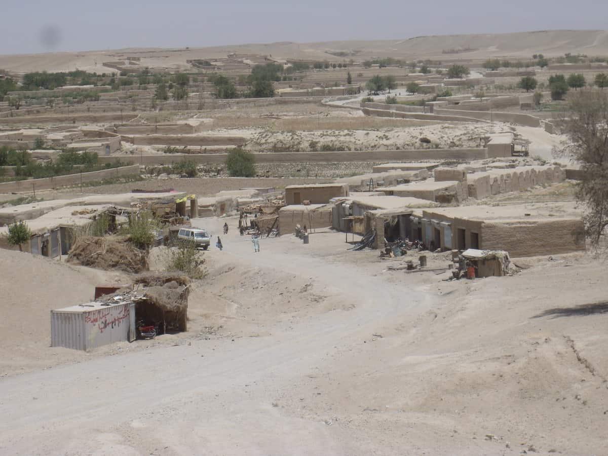 military base Afghanistan