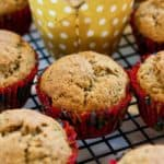 cooling down muffins