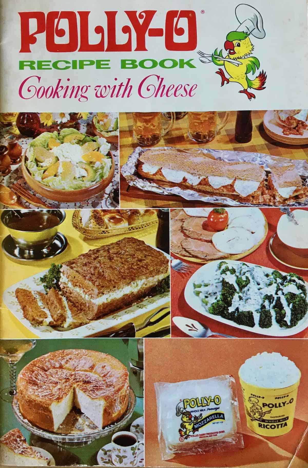 Polly-O cookbook cover