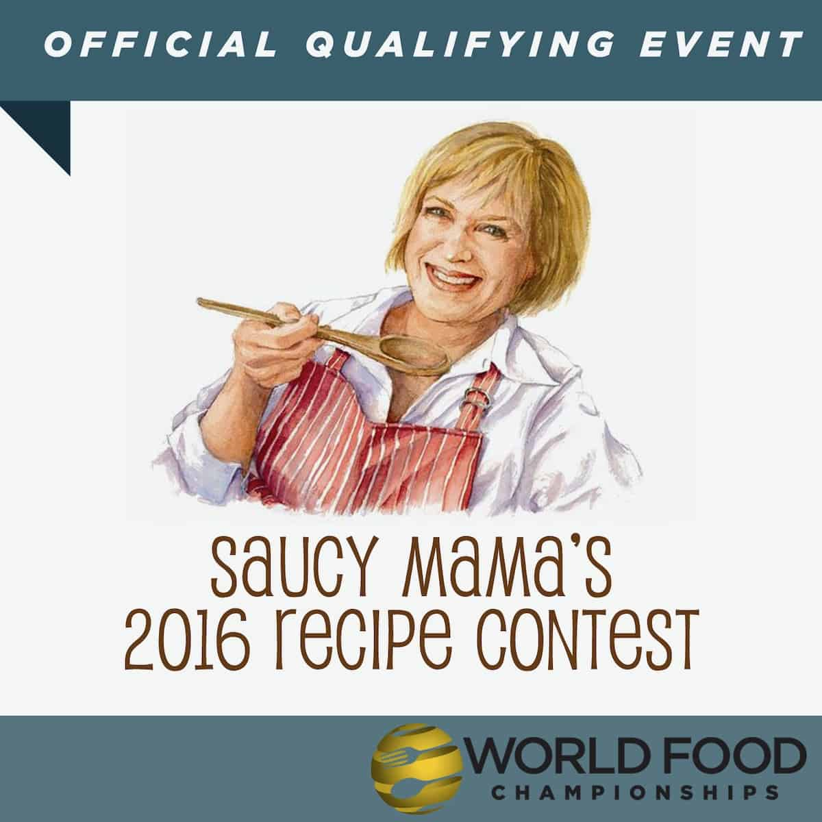 Saucy Mama 2016-recipe-logo