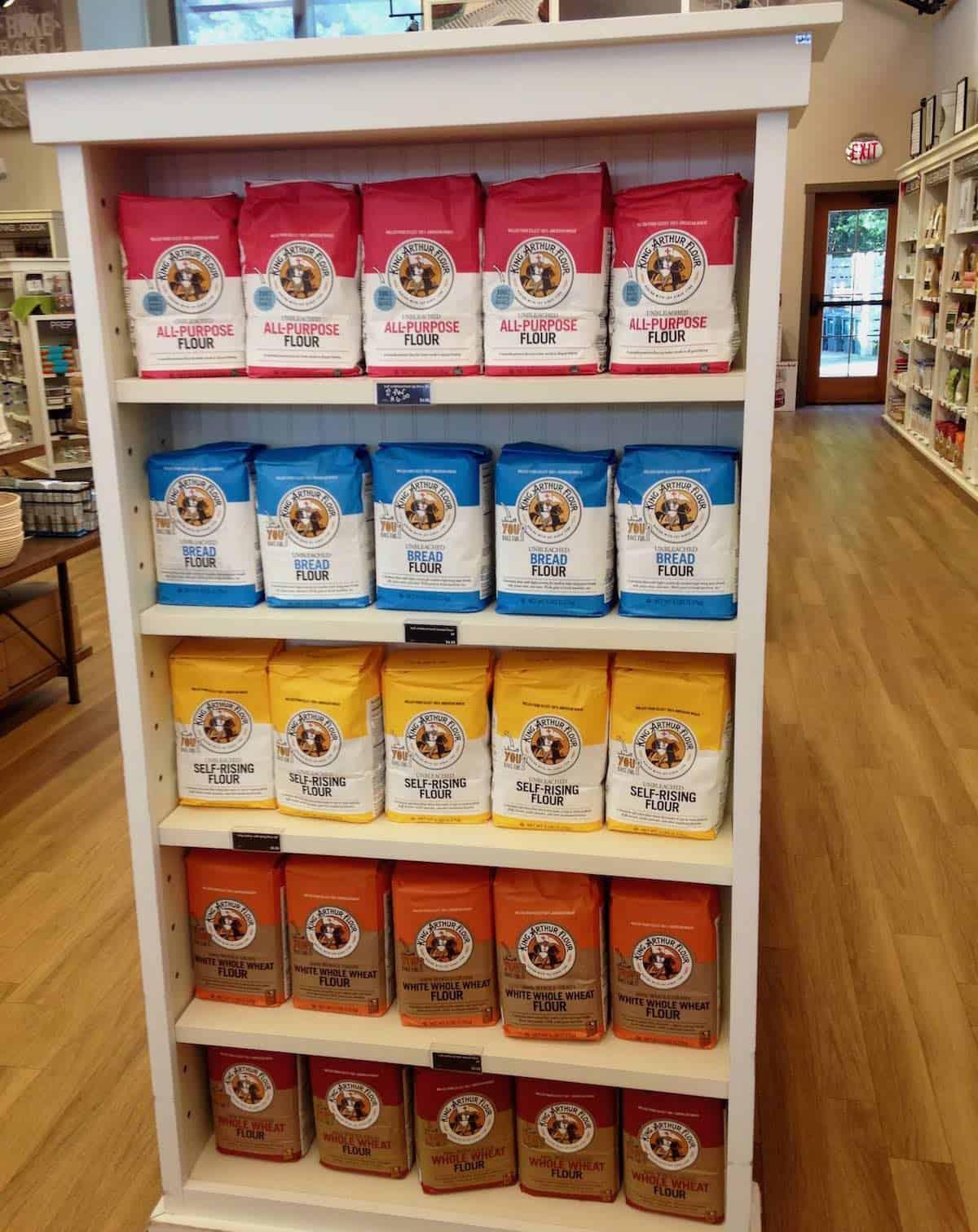 King Arthur Flour brands