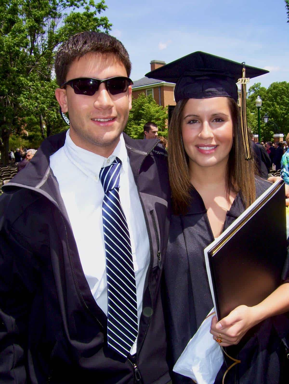 Will & Cait at Wake Forest University
