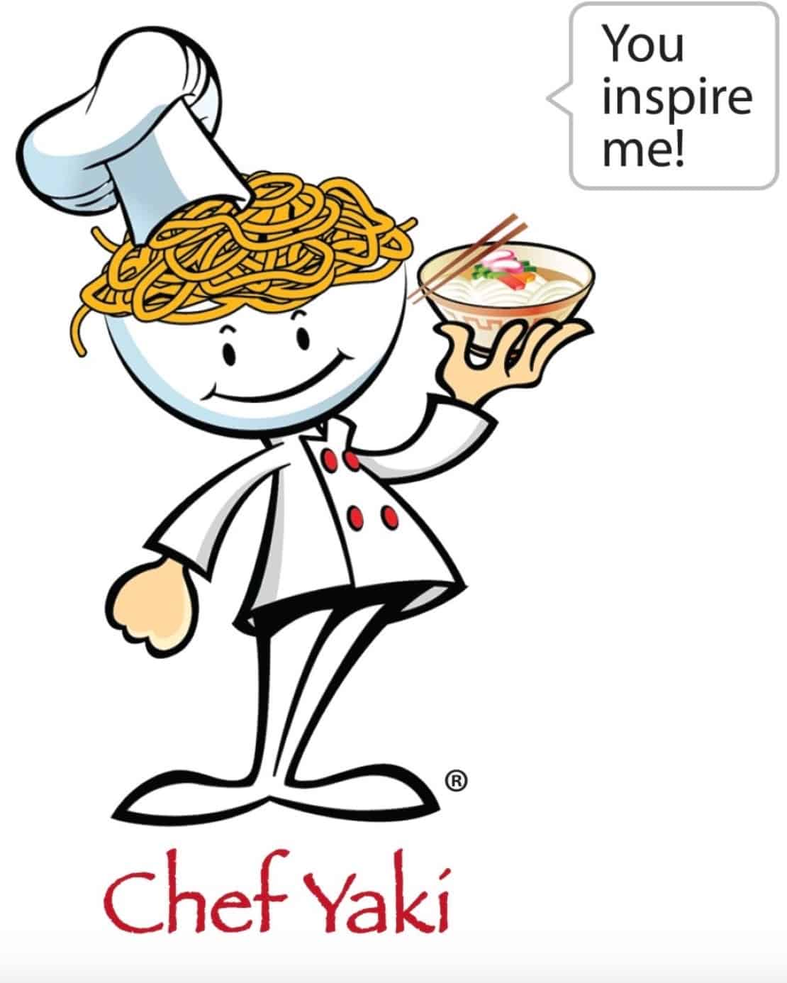chef yaki logo