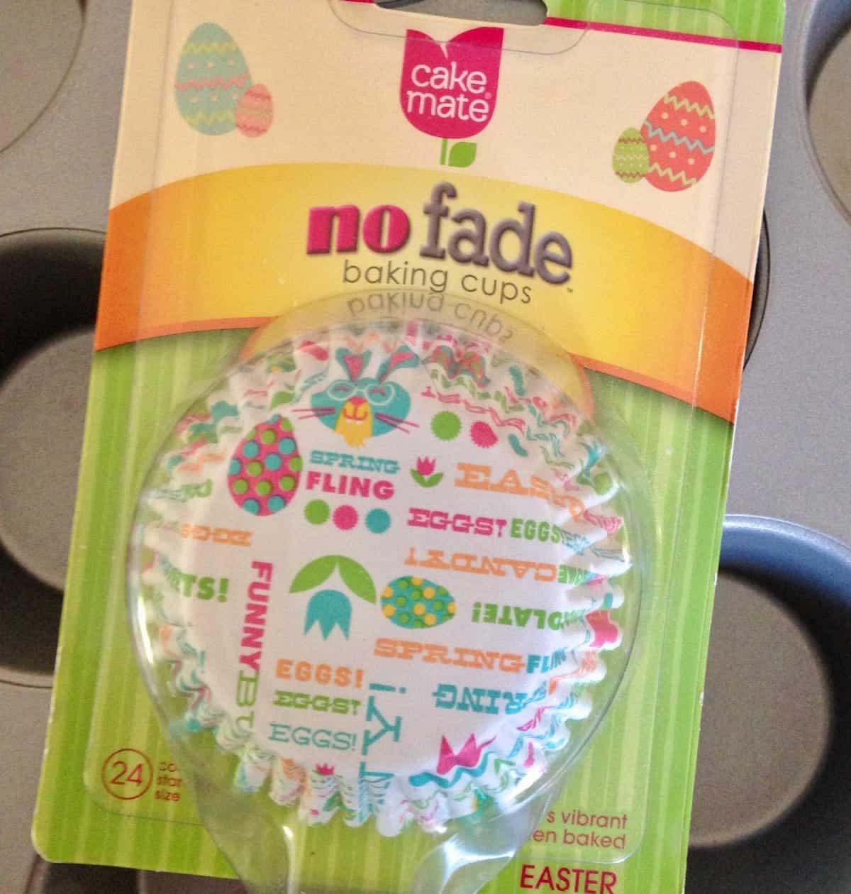 no fade cupcake baking liners