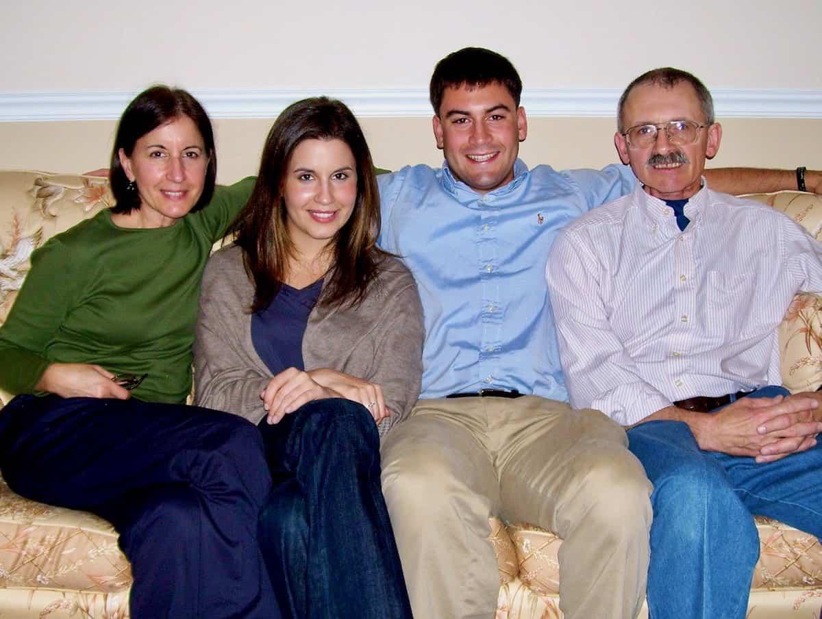 Will I be chopped family photo