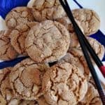Five spice Cookies