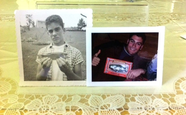 We will always remember Robert & William
