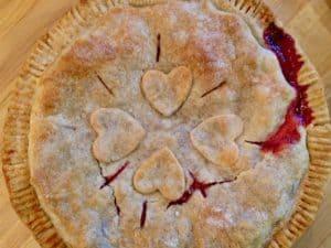 failed pie