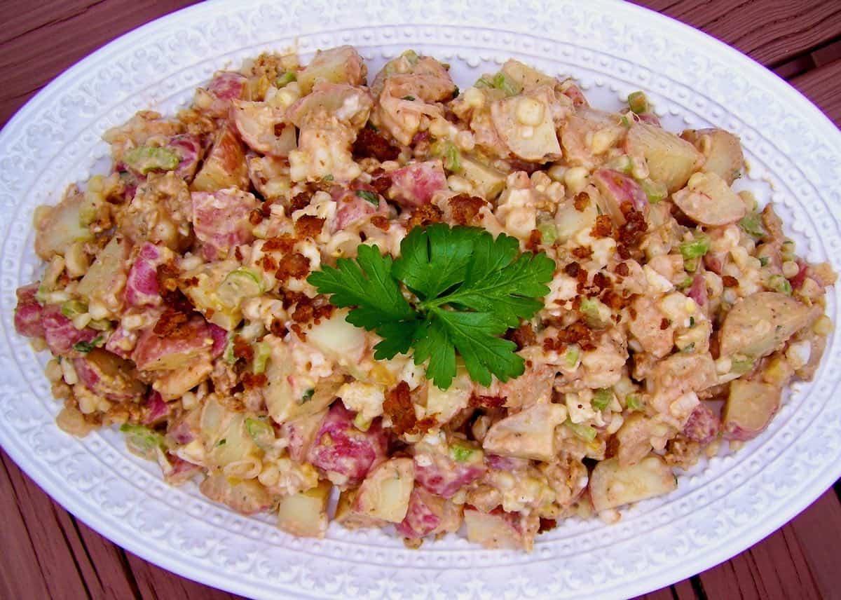 low country potato salad