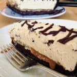 just a sliver chocolate peanut butter torte
