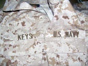 Keys uniform