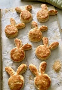 honey bunny butter biscuits
