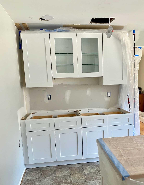 new baking corner to make sweetest little pie pops