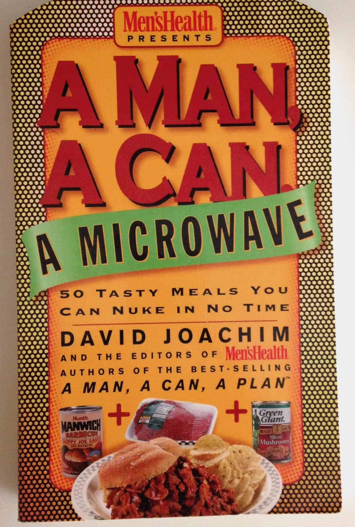 A Man A Can cookbook To keep or not