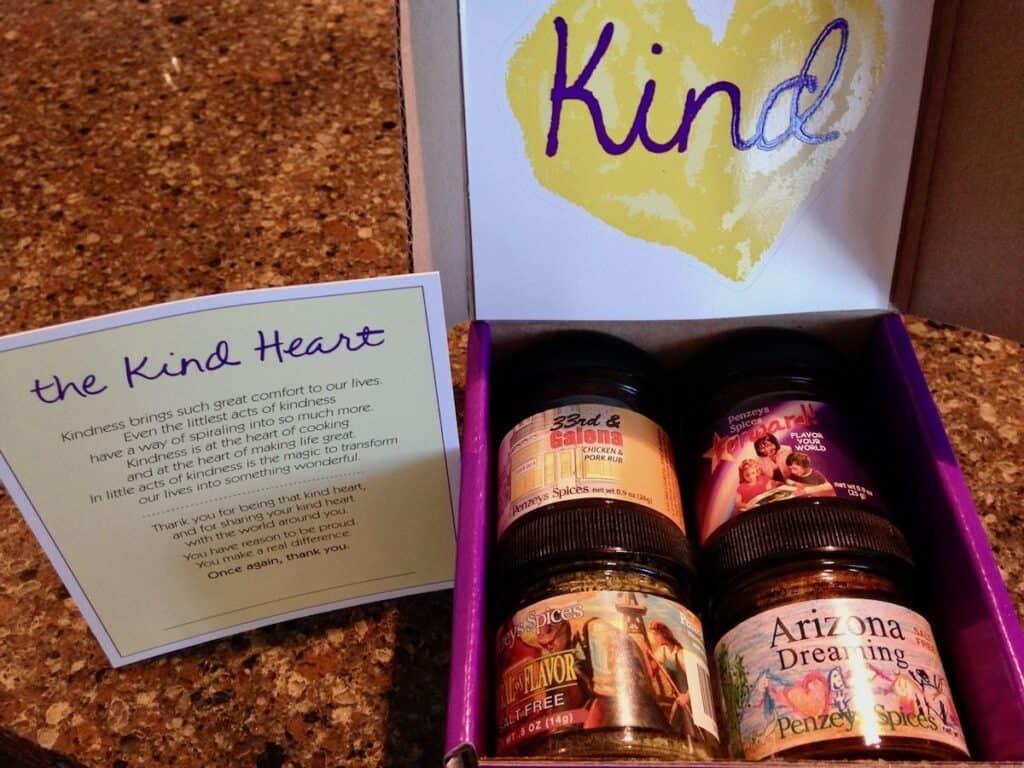 Penzy's Kind spice box