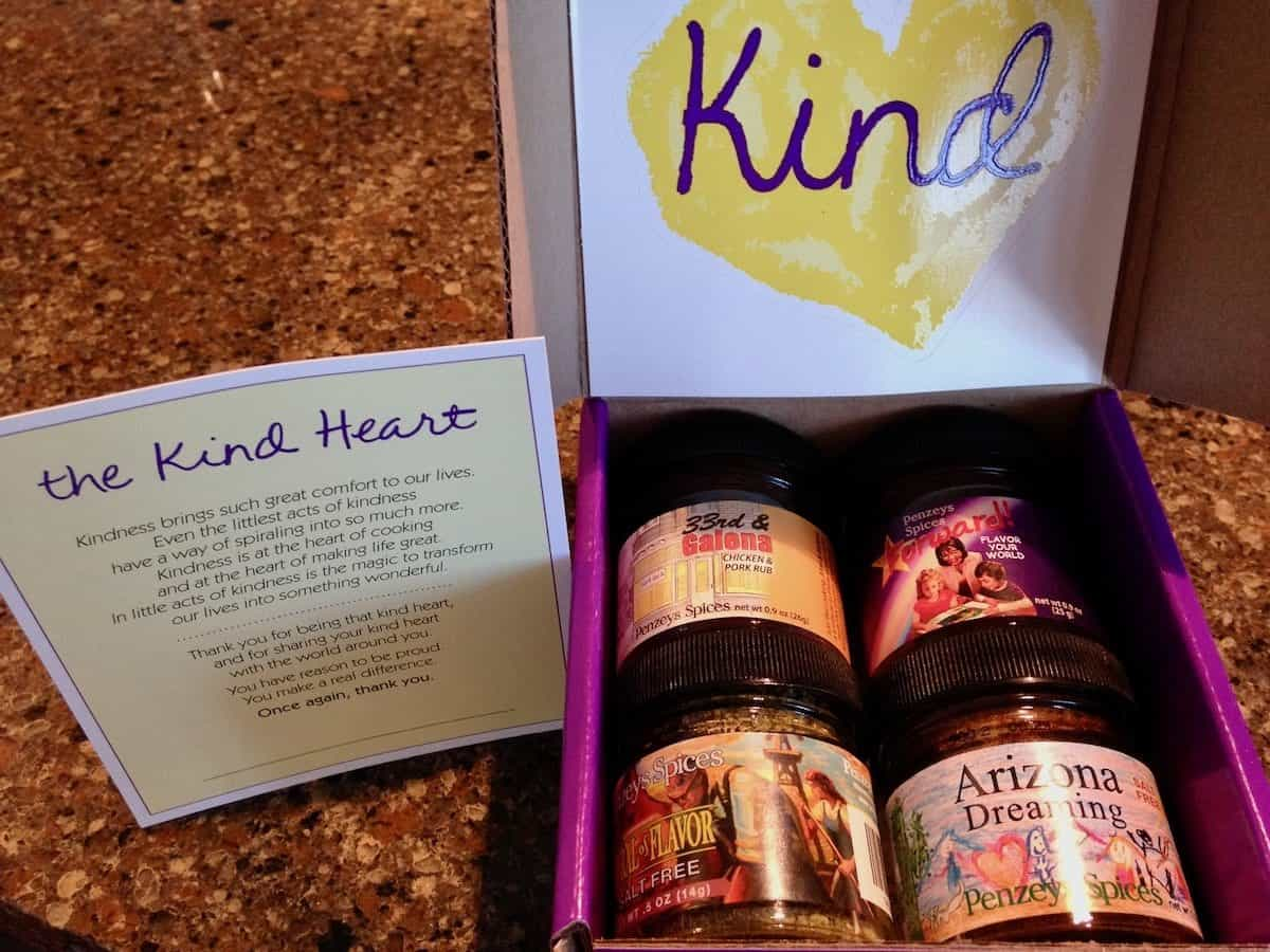 Penzy's Kind Box of Spices