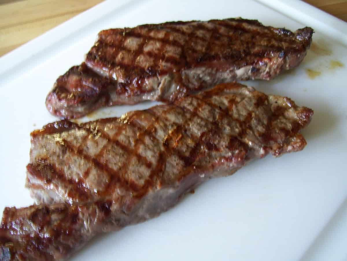 great grilling tips give perfectly cooked steaks