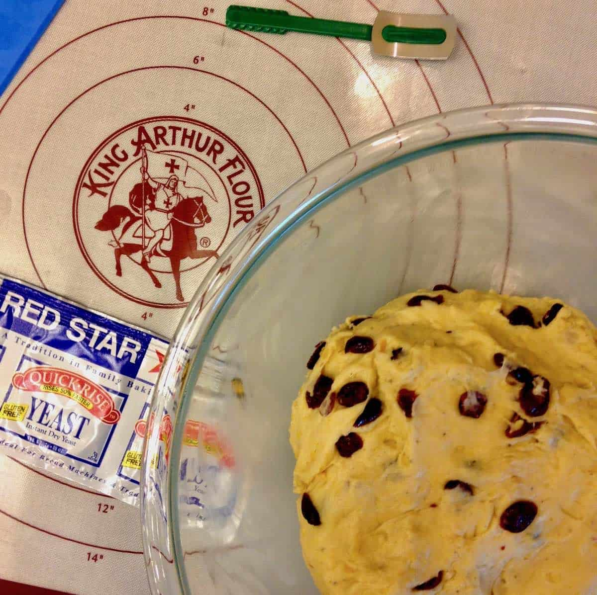 from field to fork use red star yeast and King Arthur flour to bake winning recipes