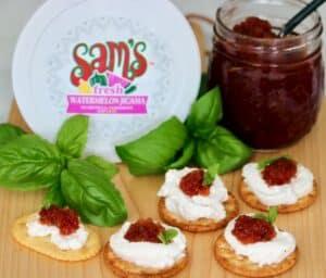 watermelon jicama jam among the best summer salsa appetizers